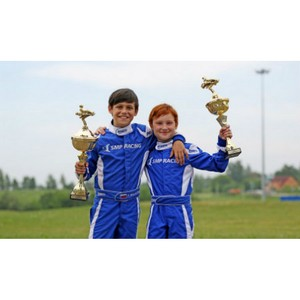 Пилоты SMP Racing Павел Буланцев и Евгений Мельник выступят в Чемпионате и кубке России по картингу