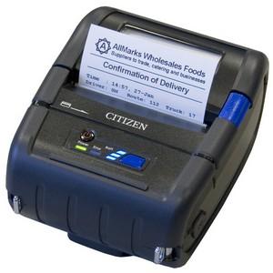 В Citizen происходит смена поколений мобильных принтеров