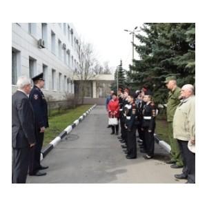 В Зеленограде состоялось торжественное мероприятие, посвященное дню ветеранов органов внутренних дел