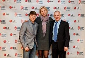 Итог работы LG Electronics по проекту донорства крови в 2012 году занесен в книгу рекордов России.