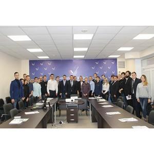 Руководитель департамента молодежных проектов ОНФ встретился с командой «Молодежки ОНФ» в Петербурге