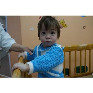 Дом ребенка Орска ждет благотворителей фонда «Лучик Детства»
