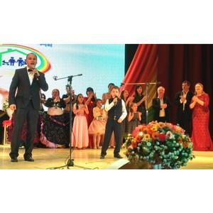 Сбербанк поздравил жителей Ставрополя с Международным днём семьи