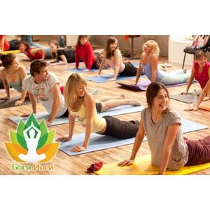 В фестивальном районе Краснодара открылся новый клуб йоги «Боги йоги»