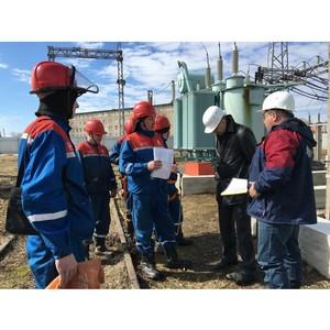 Ивэнерго: безопасность труда персонала – приоритет в производственной деятельности