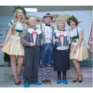 Более 100 человек отпраздновали IV October Beer Festival на «Балтике» в Новосибирске
