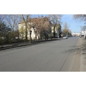Активисты ОНФ в Курганской области проверили работу властей с народным рейтингом «убитых» дорог
