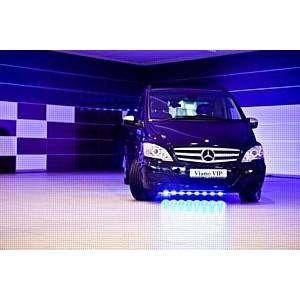 «Мерседес-Бенц ЛУКОЙЛ» провел презентацию автомобиля – Mercedes-Benz Viano VIP