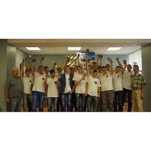 Липецкэнерго – первый трудовой сезон стройотрядовцев считается закрытым
