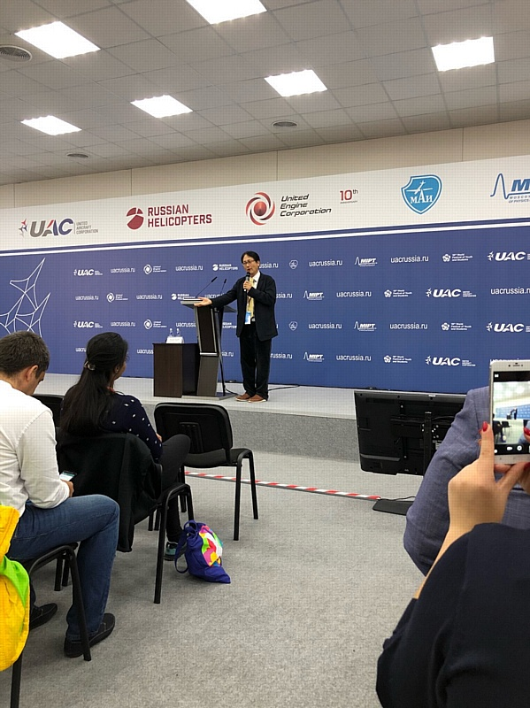 Представители Свердловского РО на ВФМС-2017