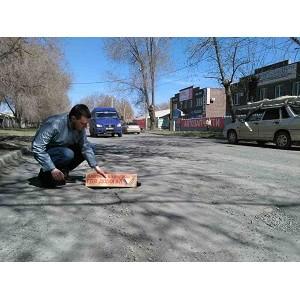 Оренбургские активисты ОНФ осмотрели проблемные участки дорог Орска и Новотроицка