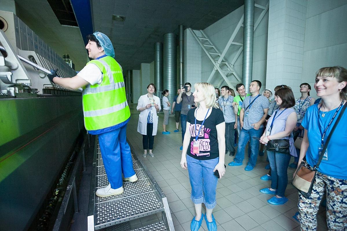 Новосибирцы узнали о секретах пивоварения на заводе «Балтики» в рамках акции «Открытые пивоварни»