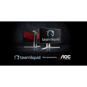 AOC стала спонсором знаменитой киберспортивной команды Team Liquid