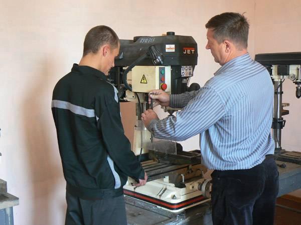 В исправительных учреждениях Кемеровской области начинается обучение осужденных рабочим профессиям