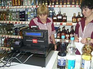 Автоматизация в продуктовом магазине в Ново-Переделкино