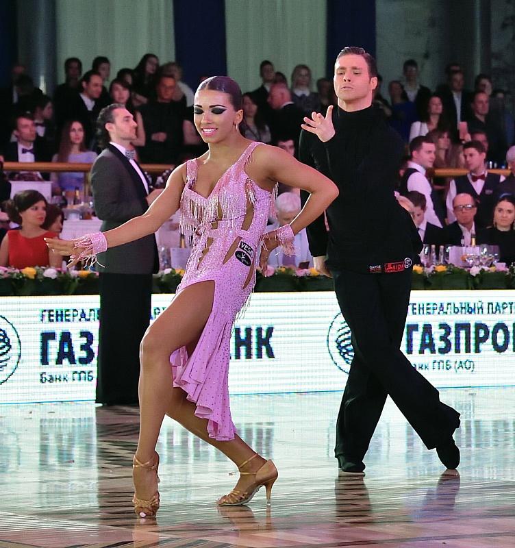 Аккредитация: Кубок мира 2018 по латиноамериканским танцам в ГКД 14 апреля
