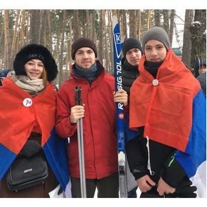 Воронежские активисты ОНФ приняли участие в акции «Неделя спорта»