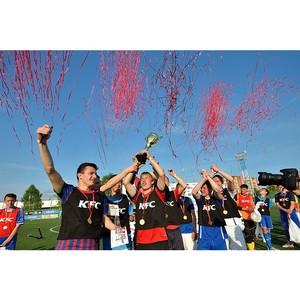 Определился победитель Чемпионата KFC по мини-футболу в Ижевске