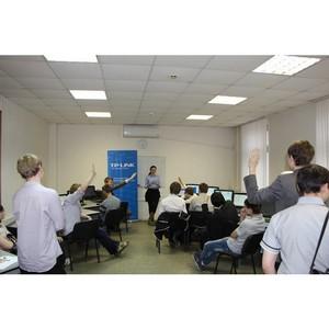 TP-LINK поддержала межрегиональную конференцию юных исследователей