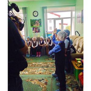 Врачи Сургутской травмбольницы провели «уроки безопасности» для учащихся школы № 24 города Сургута