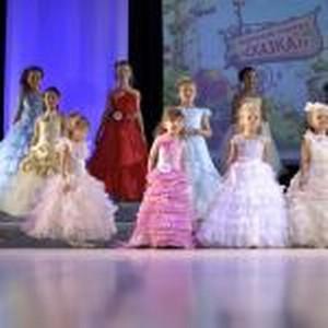 12 городской детский конкурс красоты и таланта «Маленькая Мисс Екатеринбург 2014»