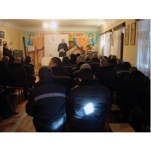 В исправительной колонии №2 проведен литературный вечер памяти А.П. Чехова