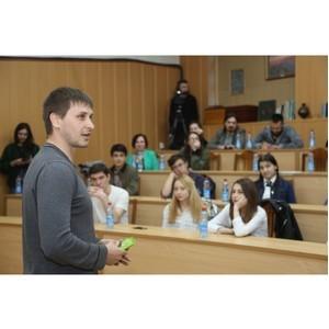 Представители ОНФ провели мастер-класс по журналистике для будущих студентов КБГУ