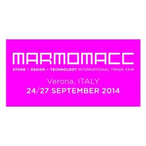 Открытие выставки Marmomacc – 2014