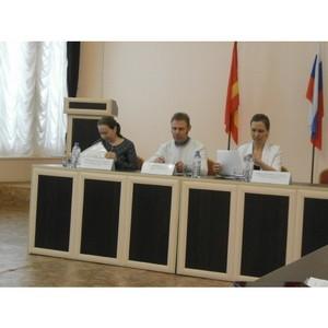 Правовой семинар управления состоялся в Еманжелинском районе