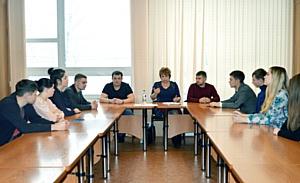Тонкости законотворчества от первых лиц для студентов Рубцовского института (филиала) АлтГУ