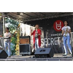 Ruda & Treeorange выступили на Арт Пикнике Славы Фроловой