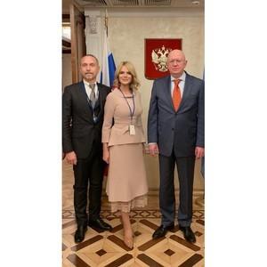Выступление Марии Буше в ООН: Этикет обещает стать мировым трендом