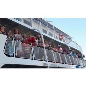 В Чувашию прибывает Международная экспедиция «Волга — река мира. Диалог культур волжских народов»
