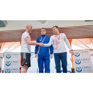 Спортсмены-пловцы выступили на Кубках России и мира