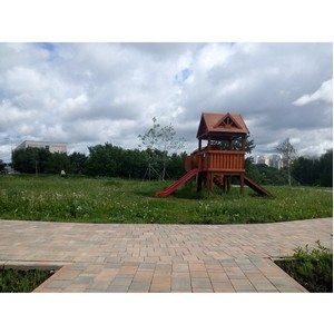 Активисты ОНФ добиваются устранения нарушений при обустройстве московского парка «Тушинский»