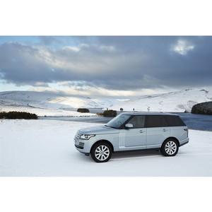 «На старт!»: Авто АЛЕА представляет Range Rover с новым дизельным двигателем