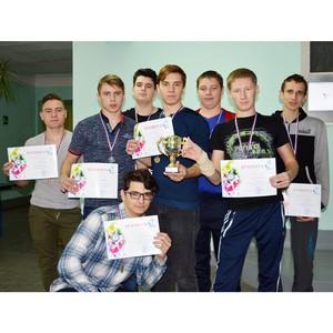Первенство Рубцовского института по гиревому спорту