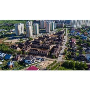 Компания Евродом объявляет о закрытии продаж таунхаусов в коттеджном поселке «Аладдин»