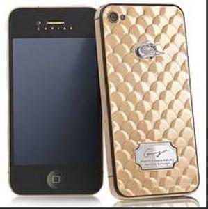 Золотые айфоны итальянского производства