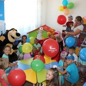 «Детский мир» протянул руку помощи Алтаю