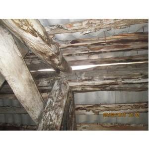 ОНФ добивается улучшения жилищных условий жителей дома 1929 года постройки в городе Россошь