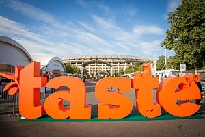 Встречаем лето на фестивале Taste of Moscow 2016!