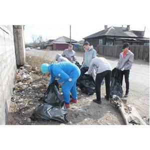 В Туве активизировалась работа по ликвидации свалок в рамках проекта ОНФ «Генеральная уборка»