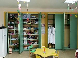 ГК «Деньги сразу» обустраивает Дом ребенка в г. Елец