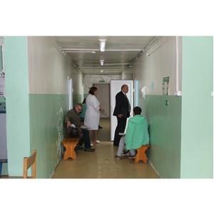 На контроле ОНФ – сельские амбулатории
