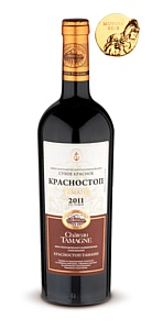 Вино «Красностоп Тамани» получило золото на конкурсе Muvina 2012 в Словакии