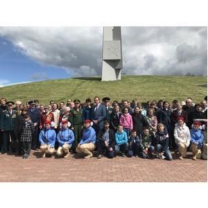В рамках программы «Юные волонтеры памяти» восстановлены 300 имен неизвестных защитников Москвы