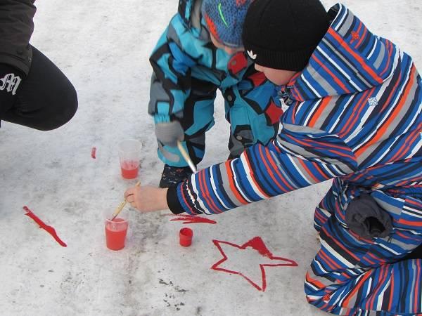 Активисты ОНФ провели мастер-класс для школьников пригородного поселка Петропавловска-Камчатского