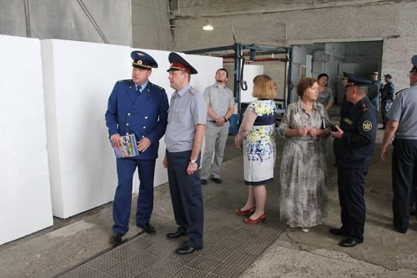 В ГУФСИН Кемеровской области обсудили вопросы развития производственного сектора УИС региона