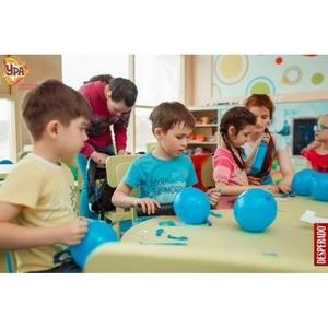 Увлекательные занятия любознательным детям: клуб «Ура» ждет гостей в ТРЦ «Аура»